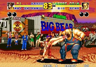 Fatal Fury N64 Rom